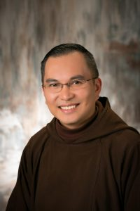 Father Zoy Garibay, OFM Cap., Rector of Saint Lawrence Seminary