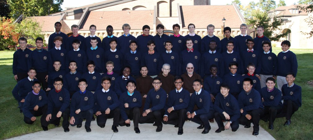 Saint Lawrence Seminary Class of 2015