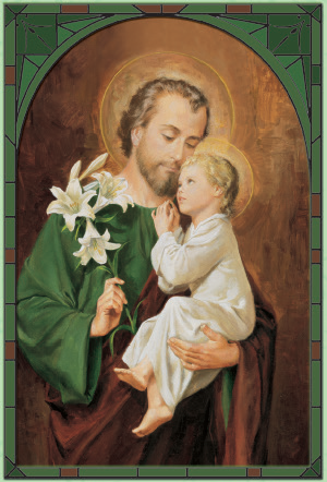 Feast of Saint Joseph - From the Rector's Desk
